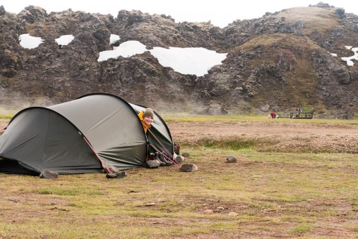 Nallo - Hilleberg - Iceland