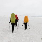 Etappe Landmannalaugar nach Hrafntinnusker