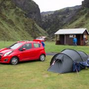 Camping - Island- Iceland