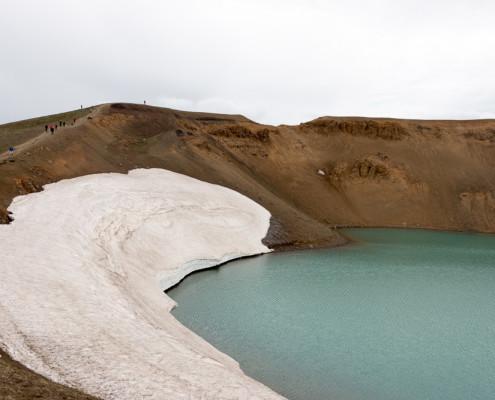 Krafla - Island - Myvatn