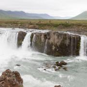 Waterfall - Iceland - Island