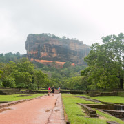 Sigiriya - Löwenfelsen - Sri Lanka