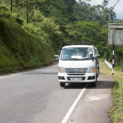 Car with Driver in Sri Lanka