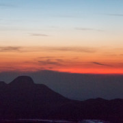 Sunrise Adam´s Peak - Sri Lanka