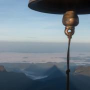 View from Adam´s Peak - Sri Lanka