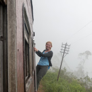 Sri Lanka- Train- Hochland - Highland