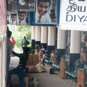 Sri Lanka- Train- Hochland - Highland
