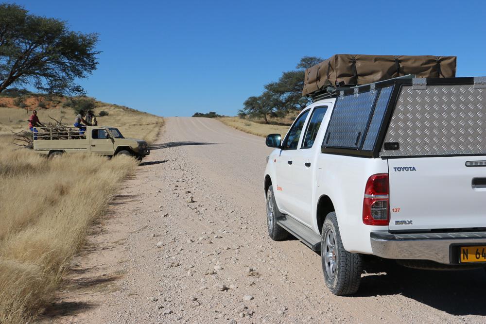 Kalahari Wüste Namibia