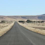 Namibia B4 in Richtung Aus