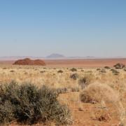Farmland der Namtib Desert Lodge - Namibia - Tirasberge