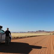 D7 - einer der schönstens Straßen Namibias