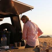 Sesriem Campsite - Sossuvlei - Namibia - Camping