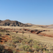 Namibia - Tsondab Valley - Hidden Canyon Wanderung