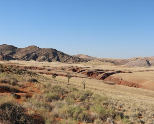 Namibia - Tsondab Valley - Hidden Canyon Wanderung