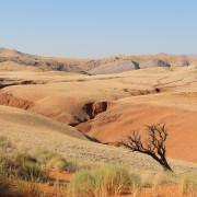 Hidden Canyon im Tsondab Valley