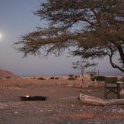Campingspot im Tsondab Valley