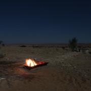 Abendliches Feuer- Abenteuer Feeling pur - Namibia - Tsondab Valley