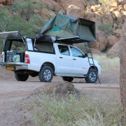 Mowani Mountain Campsite - Campground 2