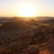 Mowani Mountain Campsite - Sundowner