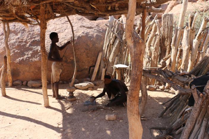 Damara Living Museum