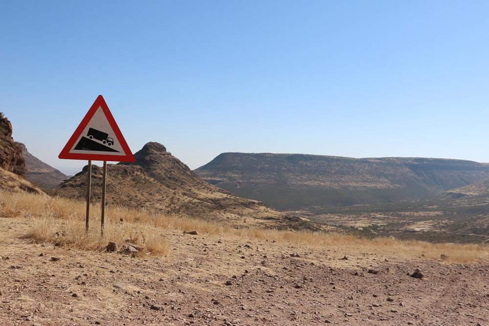 Grotbergpass Namibia