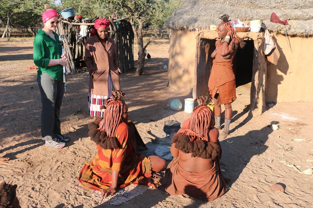 Otjikandero Himba Orphanage Village