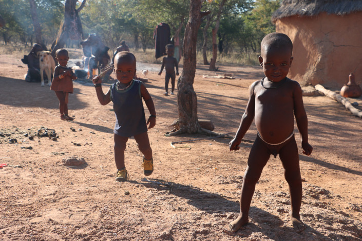Otjikandero Himba Orphanage Village