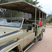 Safari Geländewagen