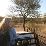 Farmrundfahrt auf dem Areal des Windhoek Game Camps