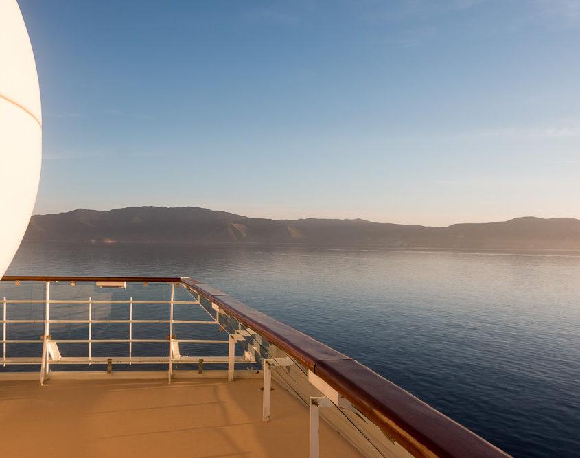 Cruise zwischen-den griechischen Inseln mit der Mein Schiff