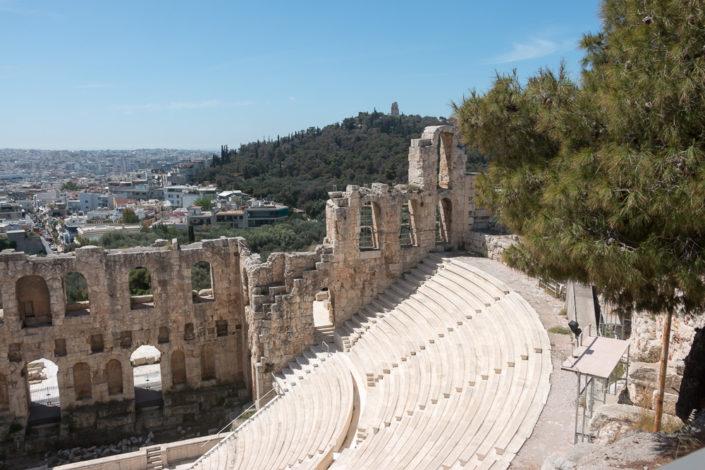 Odeon des Herodes Atticus Theater