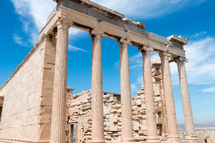 Parthenon Tempels