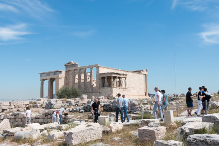 Erechtheion Tempel