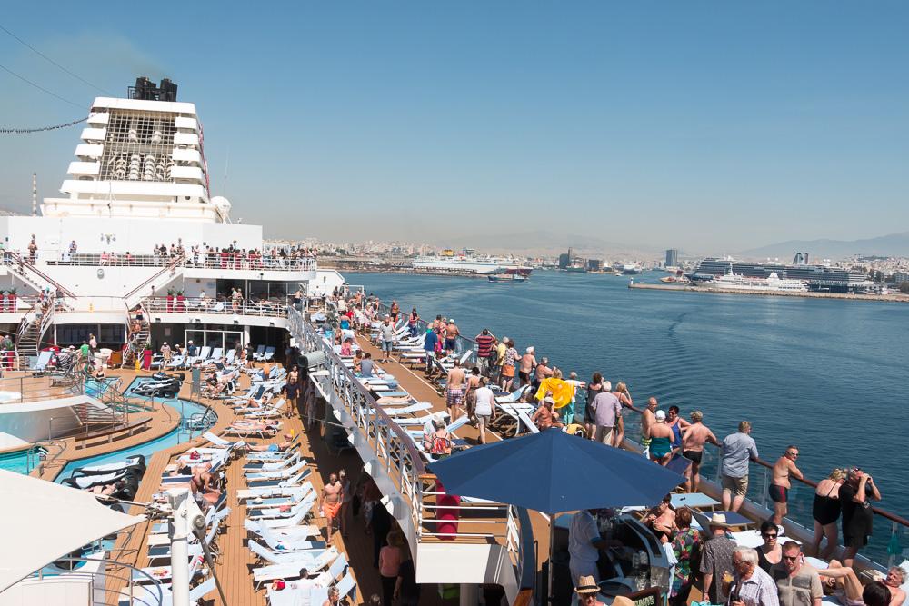 Mein Schiff Mittelmeer Kreuzfahrt
