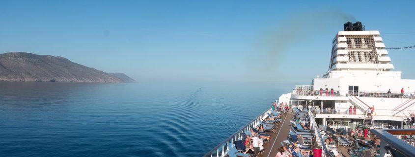 Mittelmeer mit Türkei Kreuzfahrt Mein Schiff