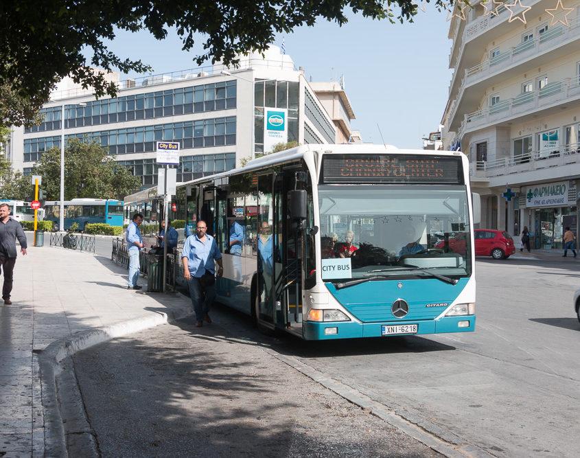 Kreuzfahrt Shuttle Bus Chania