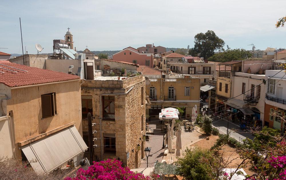 Blick von der alten Stadtmauer