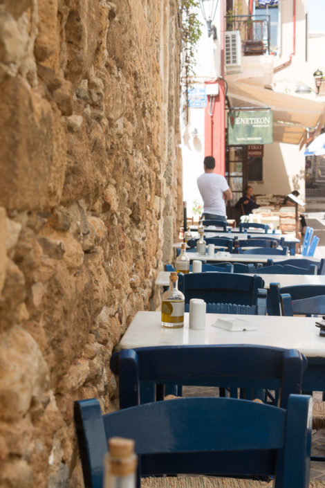 Restaurant in Chania