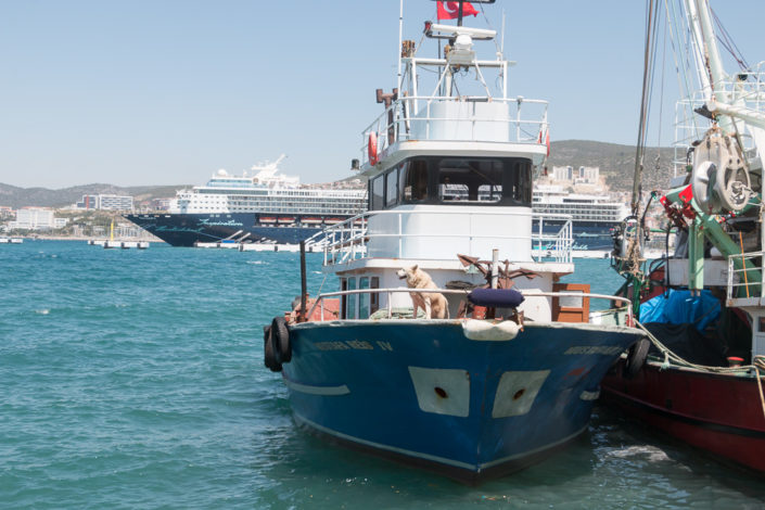 Fischerboot Kusadasi