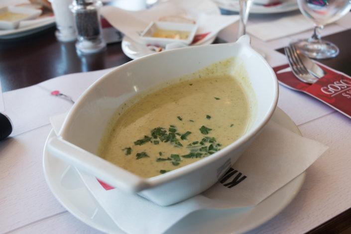 Gosch Broccoli Creme Suppe
