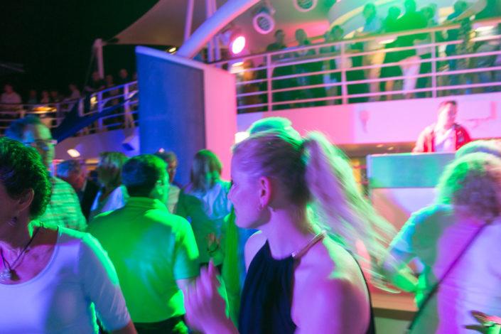 Tanz unterm Sternenhimmel