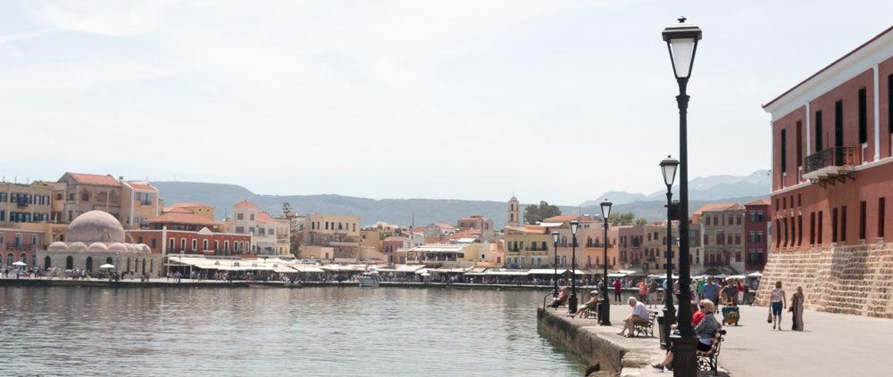 Venezianischer Hafen von Chania - Kreuzfahrt Reisebericht