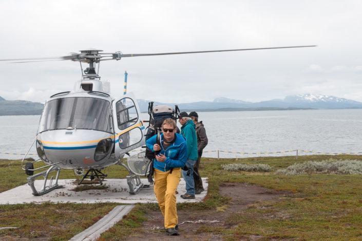 Helikopter staloluokta fiskflyg