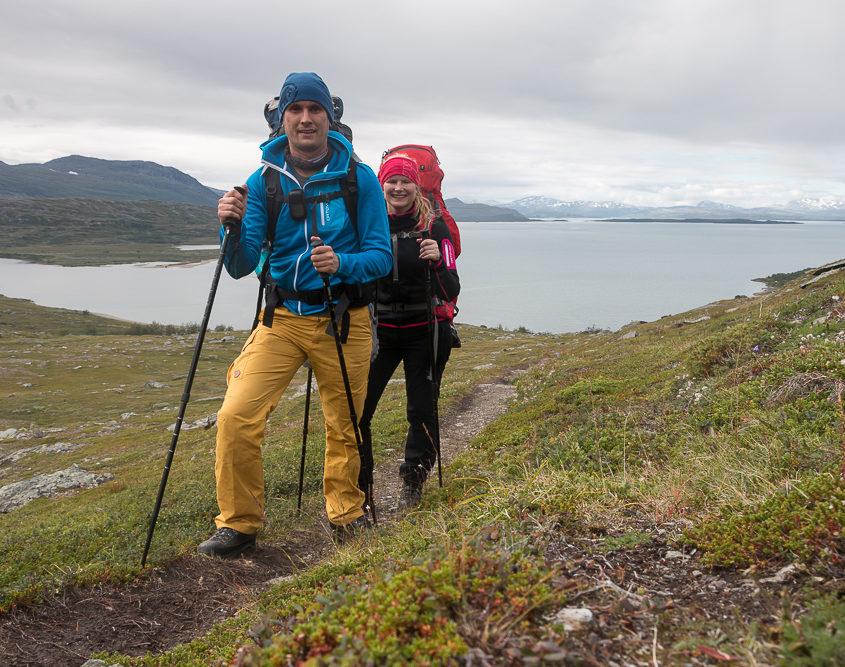 Trekking Staloluokta