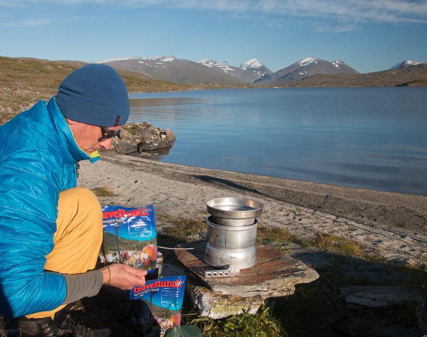 Trekking Nahrung
