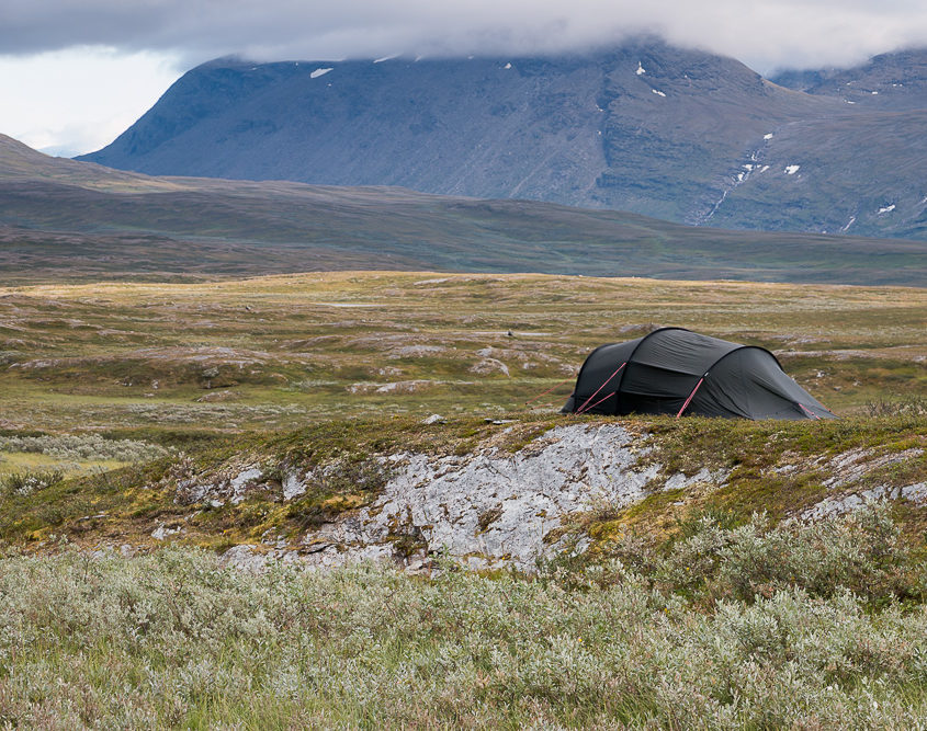 Hilfeberg Zelt Lappland