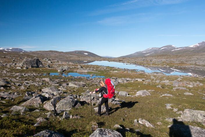 Impressionen Lappland Alajavrre