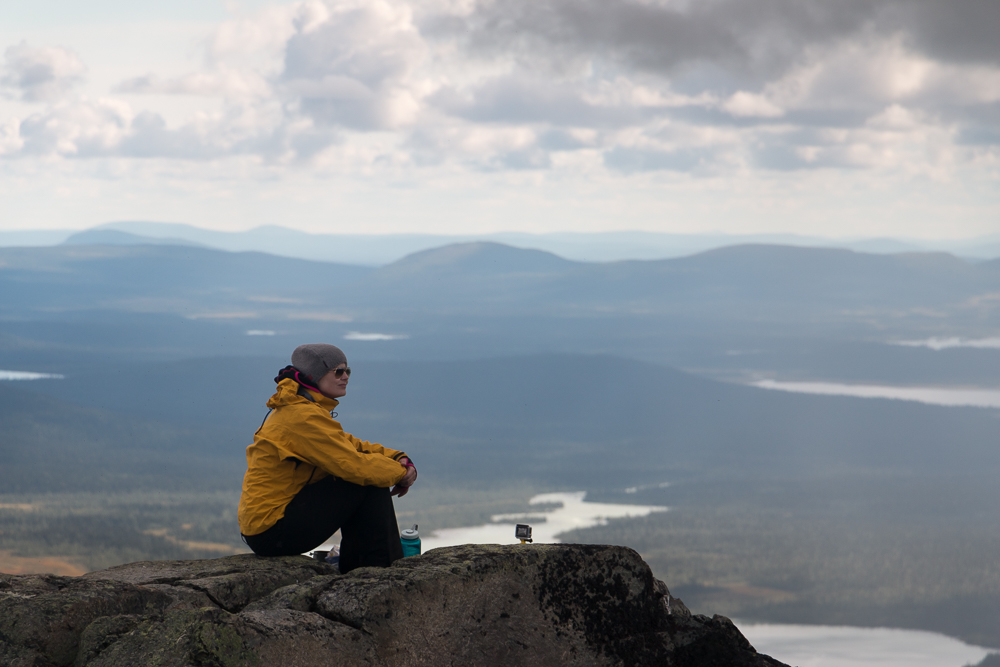 Trekking Guide Sarek & Kungsleden