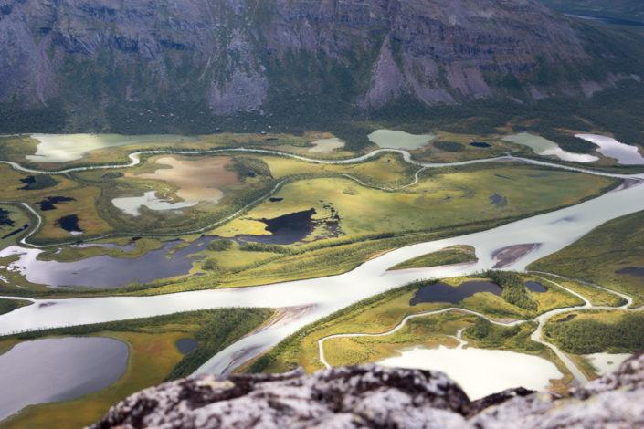 Sarek Lappland Beitragsbild Skierffe