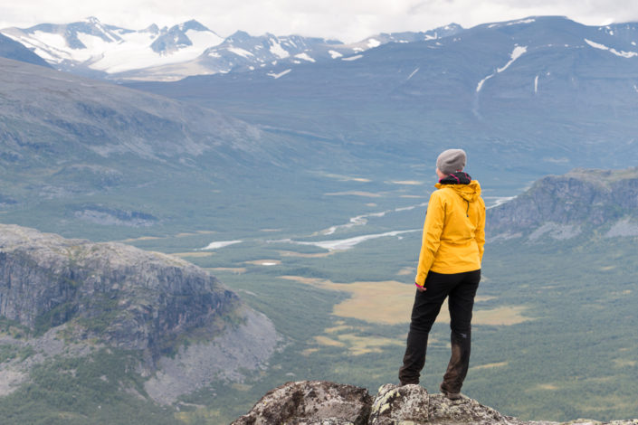 Tourbericht Lappland Trekking